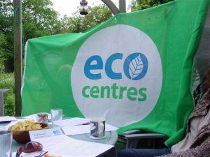 Eco Centres Flag